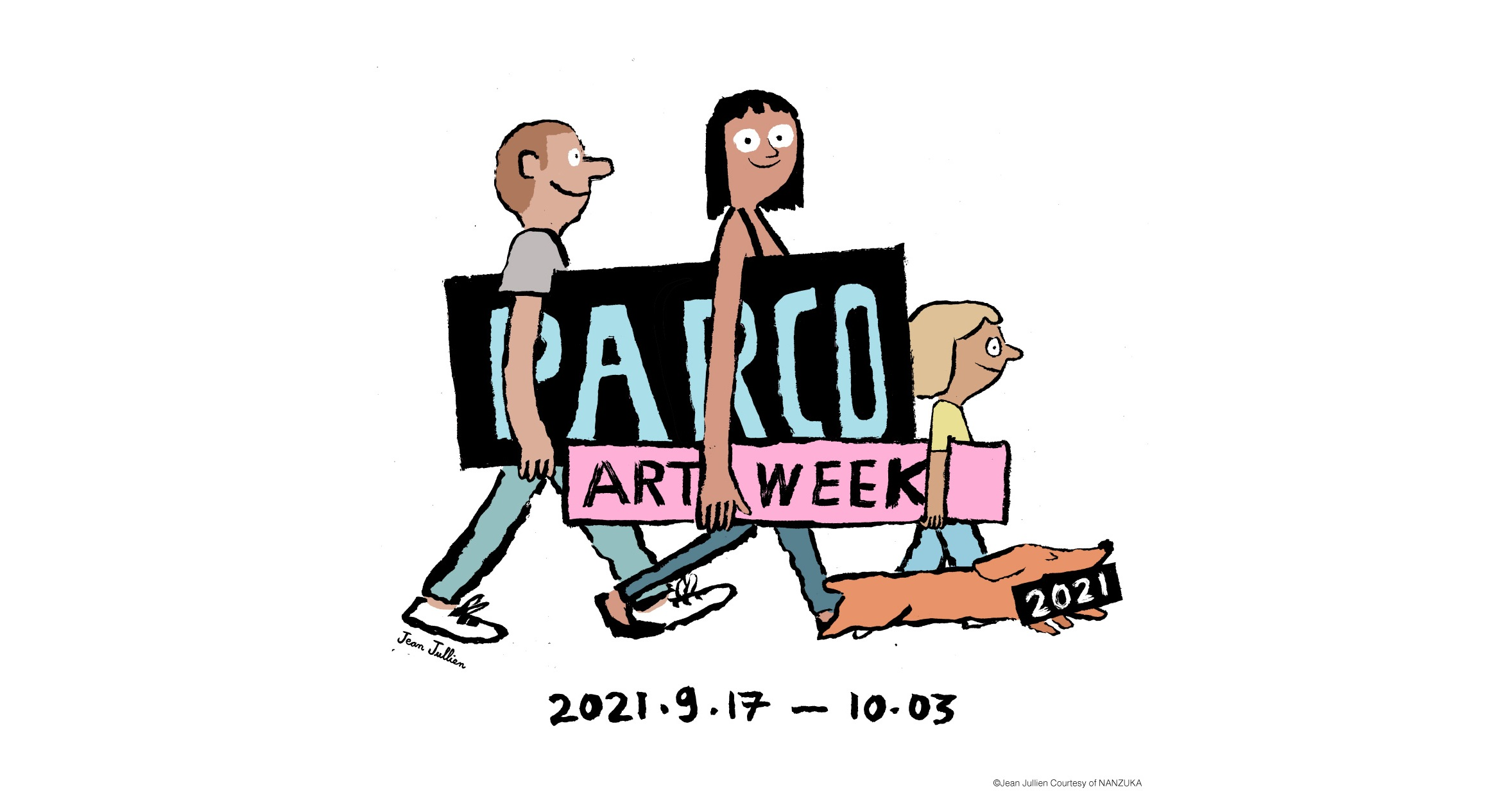SHIBUYA PARCO ART WEEK 20211
