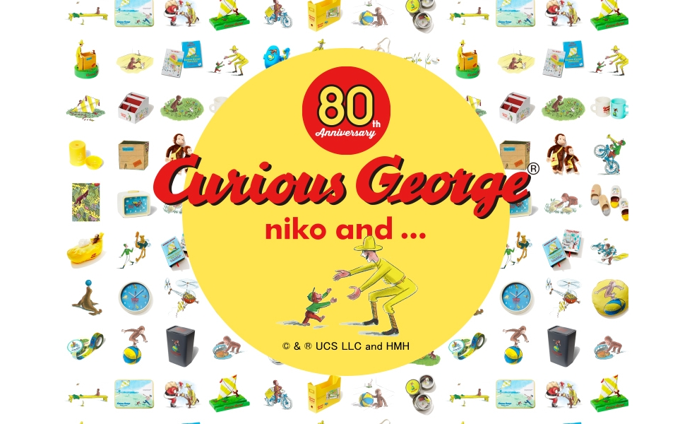 niko and …× Curious George1