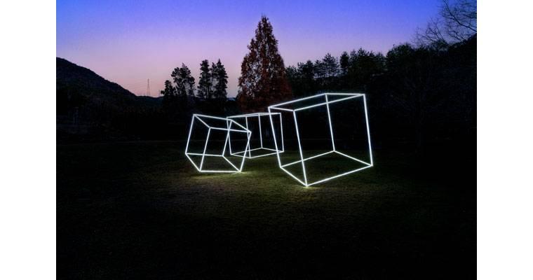 のせでんアートライン2021 ―「光」と「音」と「食」の芸術祭 ―
